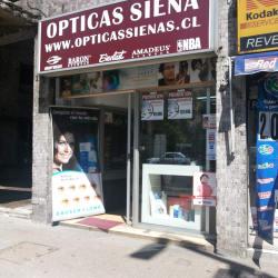 Opticas Siena en Santiago