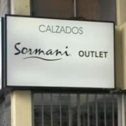Outlet Calzados Sormani/Providencia en Santiago