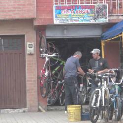 Almacen y Taller Ciclo Angel en Bogotá