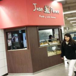 Panadería Juan Pérez - Estación Metro La Cisterna en Santiago