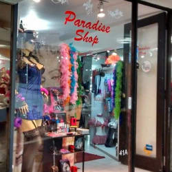 Paradise Sex Shop en Santiago
