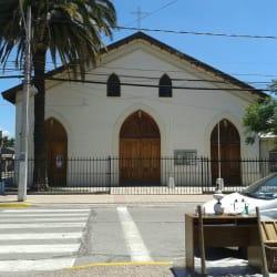 Parroquia Nuestra Señora del Rosario en Santiago