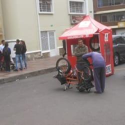 Ciclotaller 219 en Bogotá