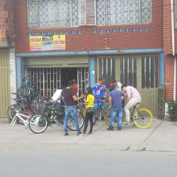 Taller Ciclas y Ciclas en Bogotá