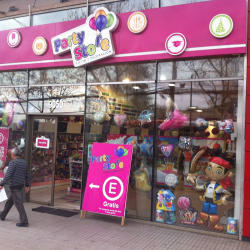 Party Store en Santiago