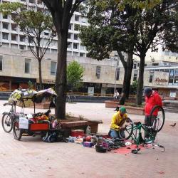 Taller de Ciclas Carrera 7 con 26 en Bogotá