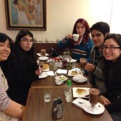 Café Vitaly - Providencia en Santiago