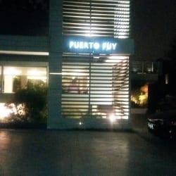 Restaurante Puerto Fuy en Santiago