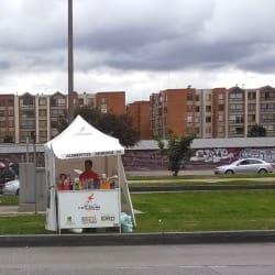 Alimentos y Bebidas 059 en Bogotá