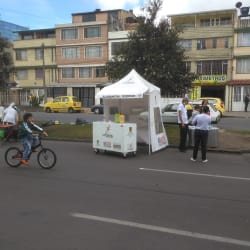 Alimentos y Bebidas 281 en Bogotá