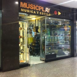 Music Play  en Santiago