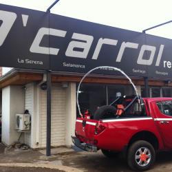 O'Carrol en Santiago