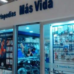 Ortopedia Más Vida Paseo Estación en Santiago