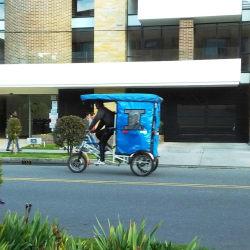 Bici Taxi # 11 en Bogotá
