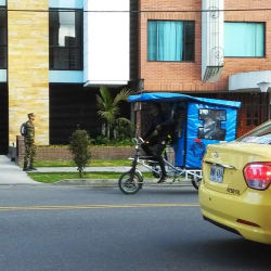 Bici Taxi # 10 en Bogotá
