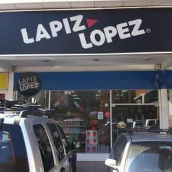 Lápiz Lopez en Santiago