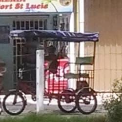 Bici Taxi # 19 en Bogotá