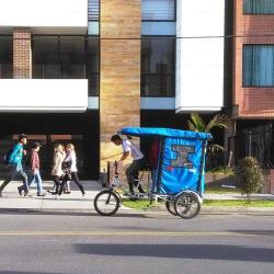 Bici Taxi # 2 en Bogotá