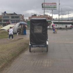 Bicitaxi Raul Gomez en Bogotá