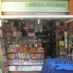 Librería Piramide en Santiago
