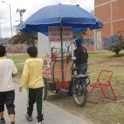 Jugo De Naranja Calle 57R con 75 Sur en Bogotá