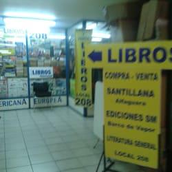 Librería Kroshi en Santiago