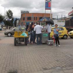 Empanadas & Gaseosas en Bogotá