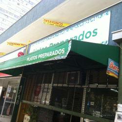 Local de Comidas Platos Preparados en Santiago