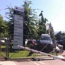 Parque Automotriz Skbergé - La Dehesa en Santiago