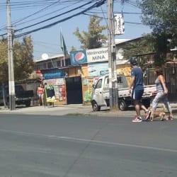 Minimarket Mina en Santiago