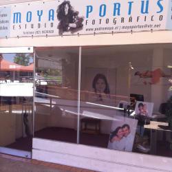 Moya Portus en Santiago