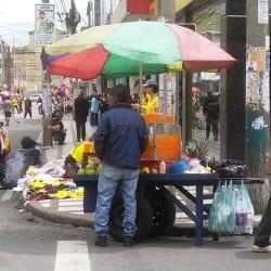 Jugo de Mango Calle 17 Sur con 19  en Bogotá