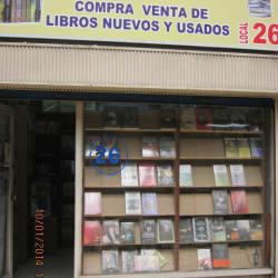 Librería Nico Mila en Santiago