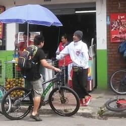 Puesto Venta Jugo de Naranja Carrera 6 con 16 en Bogotá