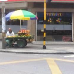 Puesto de Venta de Mango Biche Calle 17 Sur con 18  en Bogotá