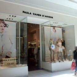 Vestimenta Paula Cahen D'Anvers - Costanera Center en Santiago