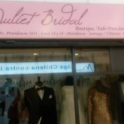 Juliet Bridal en Santiago