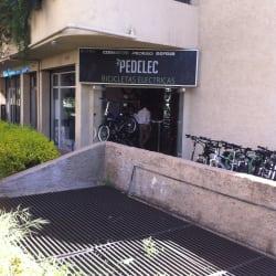 Pedelec en Santiago