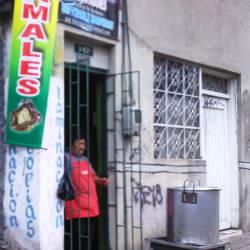 Puesto de Tamales Carrera 7 con 3 en Bogotá