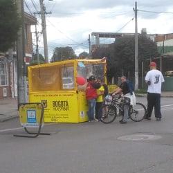 Punto Atención al Usuario Ciclovía en Bogotá