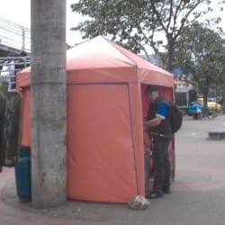 Punto de Empanadas Calle 61 Sur en Bogotá