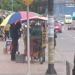 Punto de Galletas y Mucho Mas Calle 57Q en Bogotá