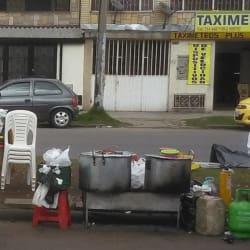 Tamales Carrera 50 con 5A en Bogotá