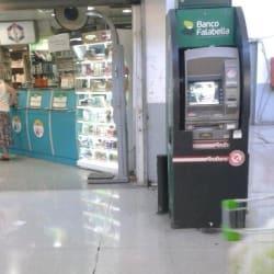 Cajero Automático - Banco Falabella, Tottus Plaza San Bernardo en Santiago