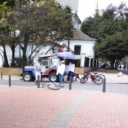 Valle del Campo Carrera 7 con 27 en Bogotá