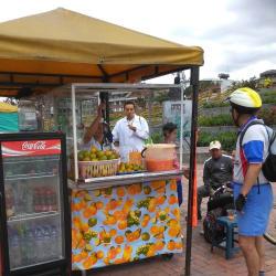 Jugo de Naranja de Doña Riaño en Bogotá