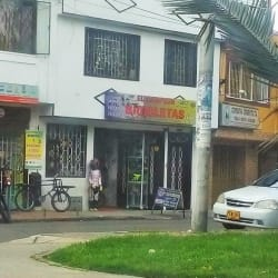 El Campeón Bicicletas en Bogotá