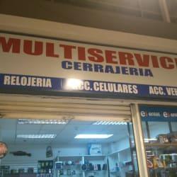 Multiservicio Cerrajería - Supermercado Líder / Quilicura  en Santiago