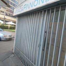 Farmacias Panonia - Miguel Claro en Santiago