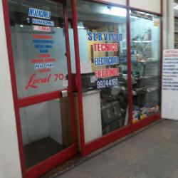 Servicio Técnico 70 en Santiago
